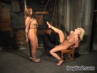 kinky bondage submissive