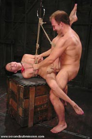 sexandsubmission bdsm couple photo
