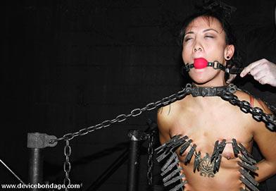 Cruel bdsm torture