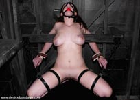 Devicebondage submissive female bdsm australia