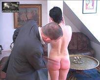 spanking sex video