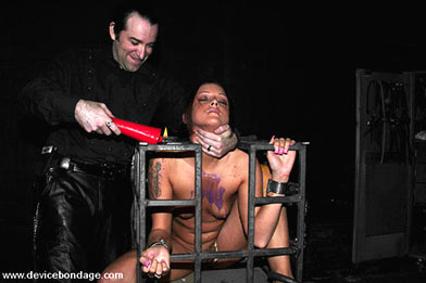 bondage blowjob picture video
