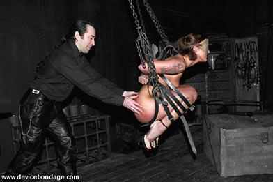 hood bondage