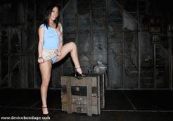 devicebondage asian girl rope bondage