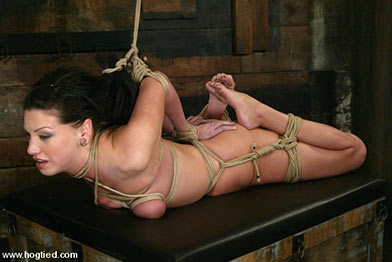 amateur bondage video